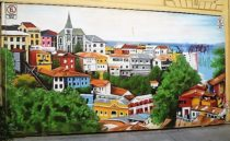 Valparaiso, Cile 170 anni dopo Ida Pfeiffer.