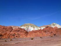 Deserto de Atacama, foto.