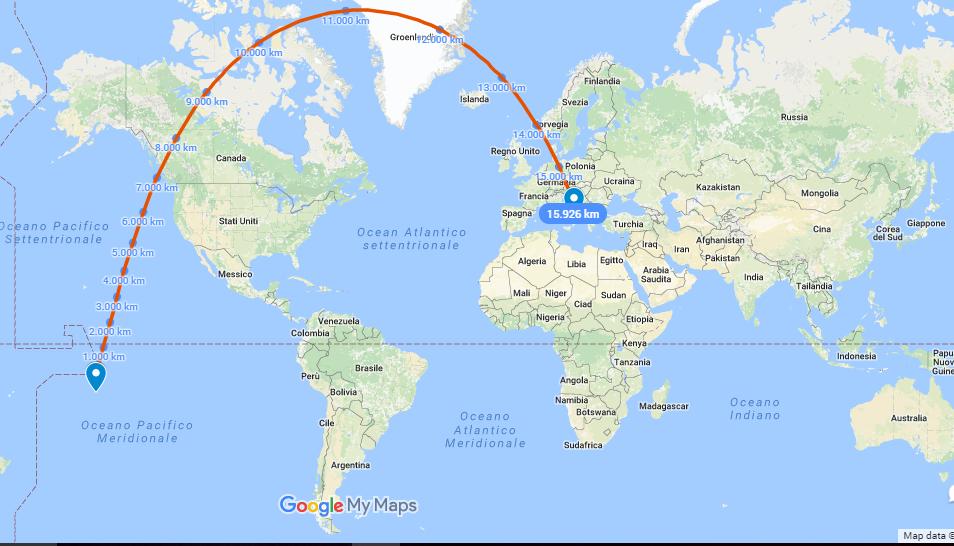 Cartina Mondo Bora Bora.B Come Bora Bora Idaviaggiadasola