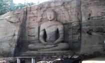 Polonnaruwa, Sri Lanka. Foto.