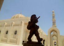 Pinocchio a Muscat (Oman)