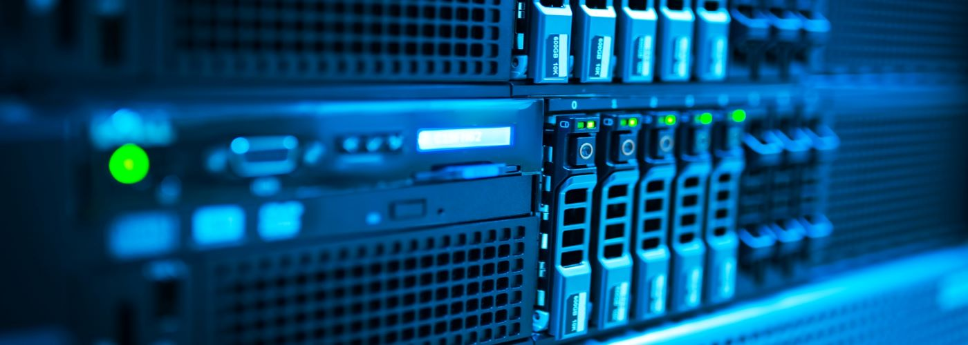 Server Management & Storage Solutions